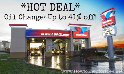 Deals On Oil Changes >> Oil Change Deals How To Shop For Free With Kathy Spencer