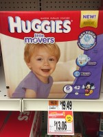 Stop&Shop: Huggies Diapers as LOW as $0.17 a Diaper!!!! (Sizes 5-6)