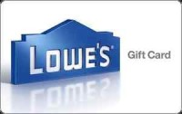 Get $100 Lowe's Gift Card for $90!