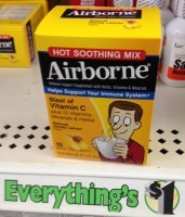 FREE AIRBORNE.. Boost Your Immune System!