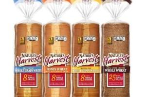 ShopRite: Natures Harvest Bread Just $0.89! (04/17-04/23)