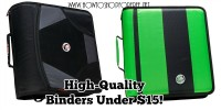 Newbies.. Don't Forget a Binder! I Love This Brand ~Ash