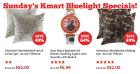 Kmart Bluelight Specials for 4/3