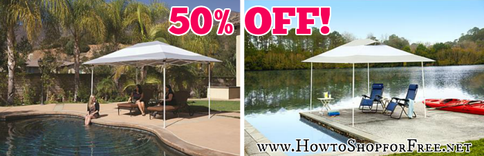 For Summeru201414×10 Prestige Instant Canopy 50% OFF! : summer canopy - memphite.com