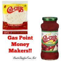 Chi-Chi's Gas Point Money Maker!!