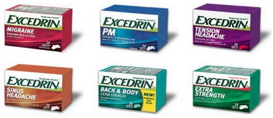 excedrin-products