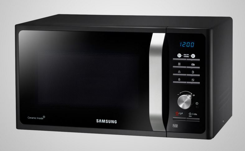 Run To Target And Look For A Samsung Microwave That Is Ringing Up 1 Penny