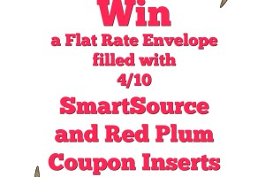 Win Coupon Inserts