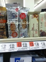 Atkins Life Bars 22¢ at Walmart