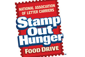 Stamp Out Hunger Food Drive—Saturday, 5/14