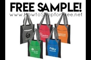 Free Sample Bag from The Bag Ladies!