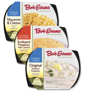 $1.50 Bob Evans Side Dishes w/ HOT Doubler!