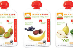 70¢ Happy Baby Pouches at Target with BOGO Q!