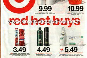 Target Ad Scan ~ Jan. 15-21