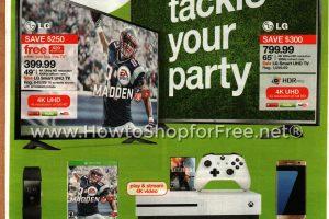 Target Ad Scan ~ Jan. 22-28