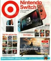 Target Early Ad Scan is UP! (March 5-11)