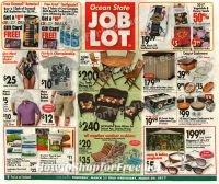 Ocean State Job Lot Ad Scan ~ March 23-29
