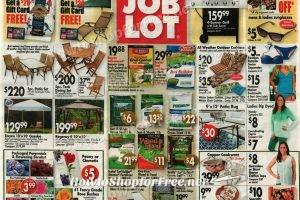 Ocean State Job Lot Ad Scan ~ April 13-19