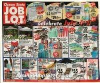 Ocean State Job Lot Ad Scan ~ 6/28-7/5