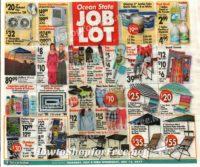 Job Lot Ad Scan and Deals ~ July 6-12