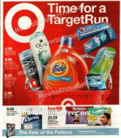 Target Early Ad Scan ~ July 9-15