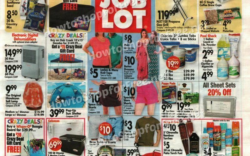 OSJL Ad Scan ~FULL of Crazy Deals!! (7/27-8/2)