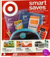 Target Ad Scan ~ Aug. 27-Sept. 2