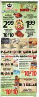 Jerry's Supermarket Early Ad Scan ~ January 6th-12th