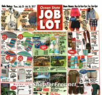 Ocean State Job Lot Ad Scan + Deals! (July 20-26)