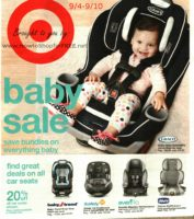 Target Early Ad ~ Full Scan! 9/4 – 9/10