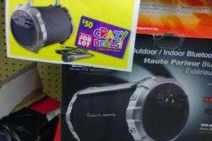 $29.99 Bluetooth Speaker @ Ocean State Job Lot