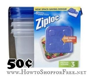Ziploc-Container
