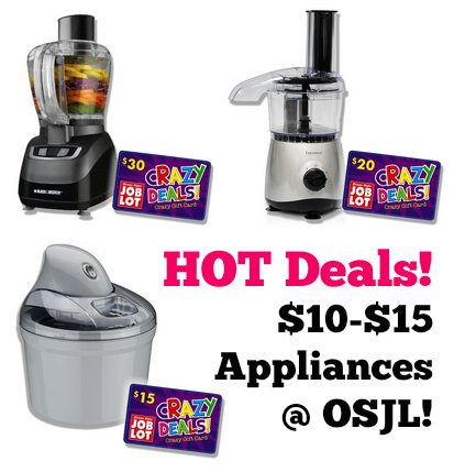 appliances+OSJL