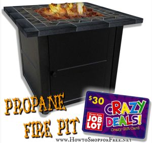 $129 Fire Pit! | How to Shop For Free with Kathy Spencer