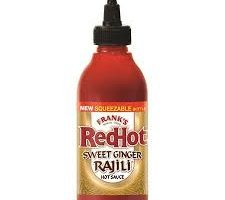 FREE Franks Red Hot Specialty Sauces at Stop & Shop 12/9 – 12/15