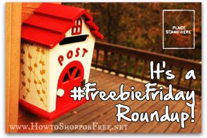 It's #FreebieFriday — Huge Freebie Roundup!