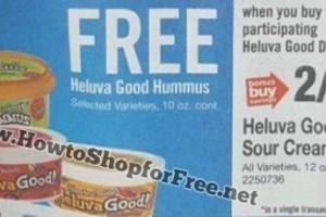 $1 Heluva Good Products @ S&S (5/20-26)