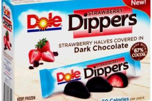 $2 Dole Dippers at ShopRite w/ NEW Q!