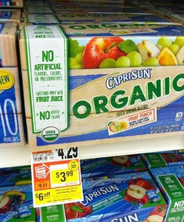 organic capri sun
