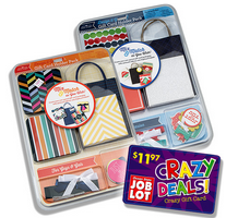 3 Free DIY Gift Card Holder Packs @ OSJL!