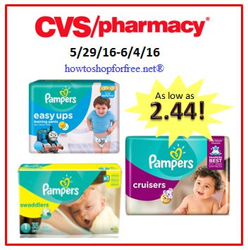 pampers revised