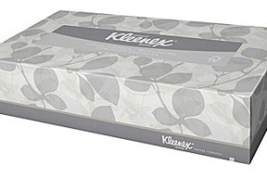 Today Only—Kleenex 12pk. Case $7.99!