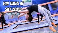 HOT Deals on Fun Times @ Sky Zone! (Everett, MA)