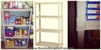 $36 Sturdy Shelving for Your Juicy Juice, lol +Testimonial!