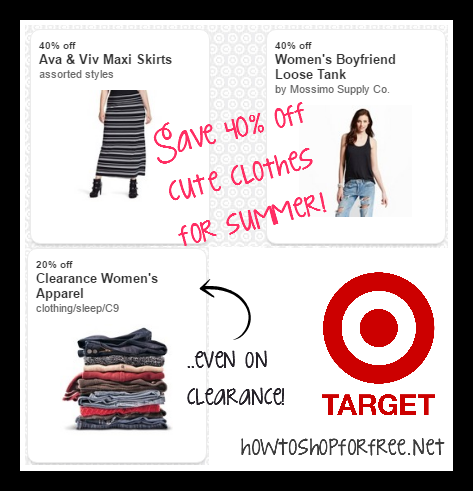 target_summerclothes
