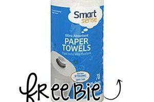 Kmart Friday Fix—FREE Smart Sense Paper Towels!