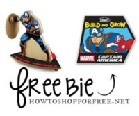 June 11th: FREE Capt. America Build & Grow Clinic