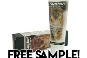 FREE Topical Pain Treatment Sample