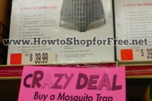 Mosquito Trap—Less Than $20 @ OSJL