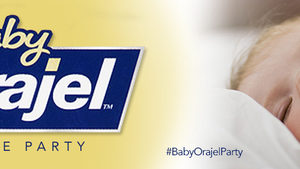 Host a Baby Orajel House Party